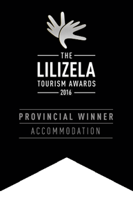 Beverley Country Cottages is a Provincial Winner in the 2016 Lilizela Awards