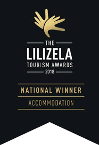 Beverley Country Cottages is a National Winner in the 2018 Lilizela Awards