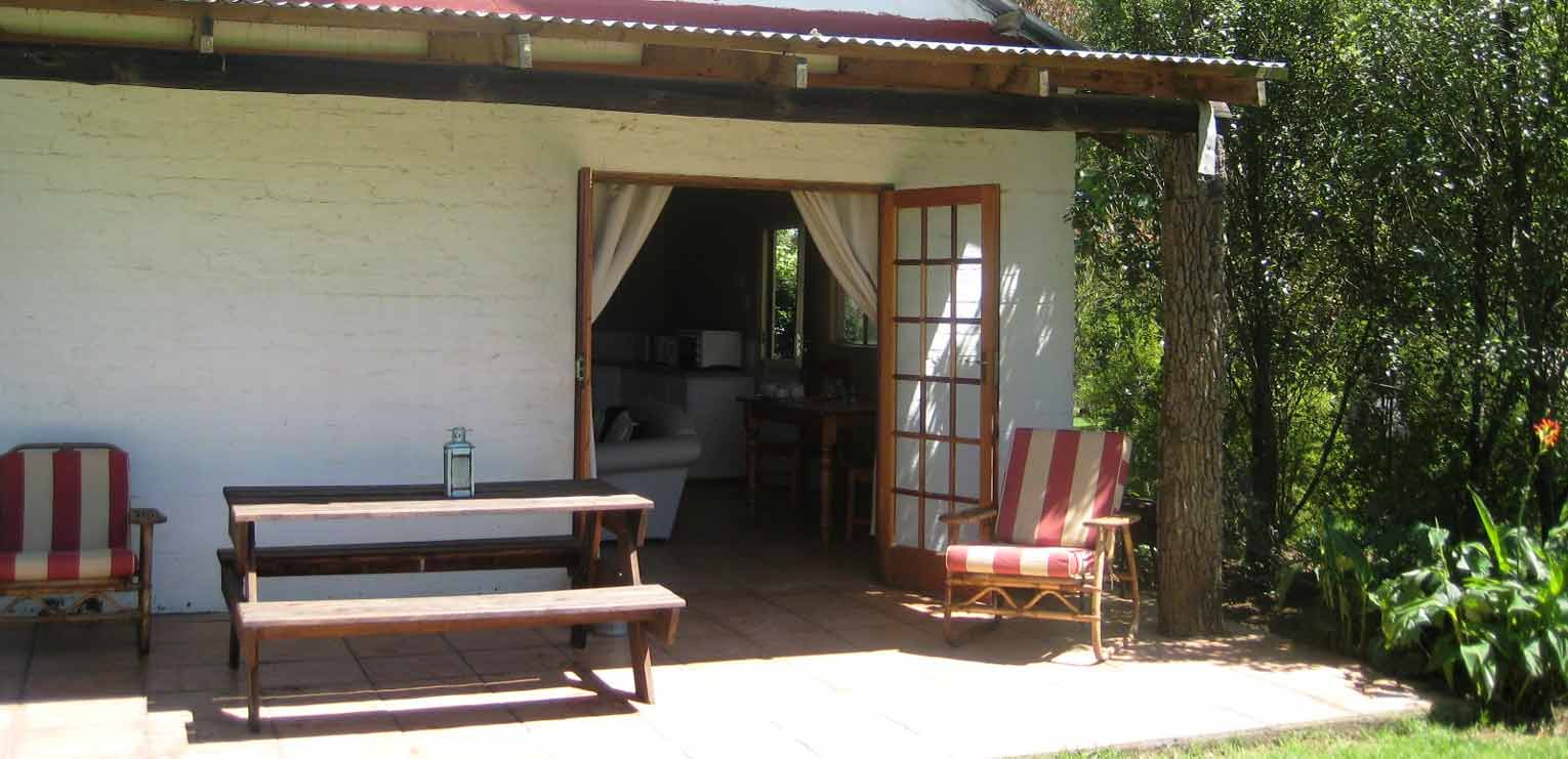 The Hayloft Cottage
